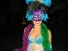 Mardi Gras cigarette girl